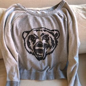 Free People Tiger Sweatshirt